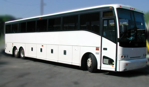 charter bus tour packages